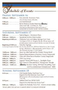 festival-schedule